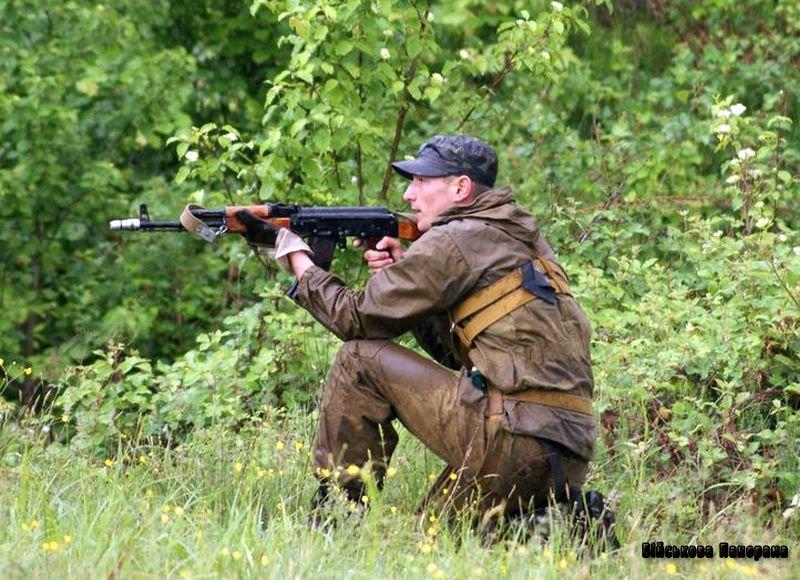 Гірській піхоті весняна злива не перешкода