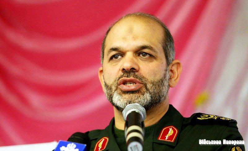 Іран розгорнув нові пускові установки ракет великої дальності