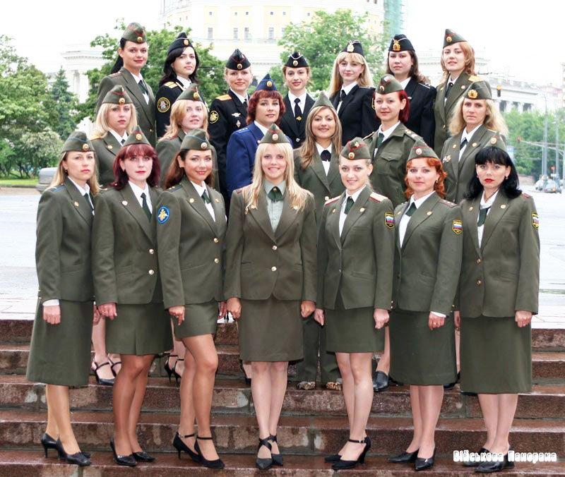Жінкам Росії можуть дозволити служити в армії