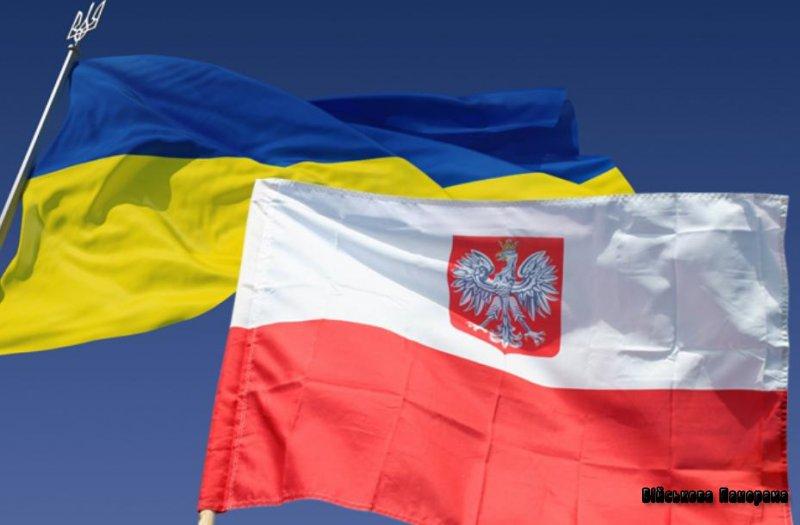 Україна і Польща мають намір активізувати військово-технічну співпрацю