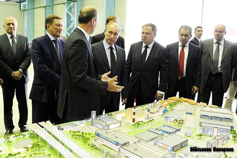 Концерн ППО «Алмаз-Антей» вперше показав ЗРК «Витязь»