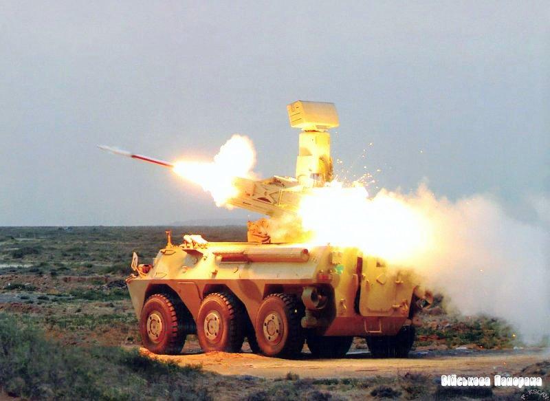 Авіаційна ракета для сухопутних військ: ЗРК Yitian