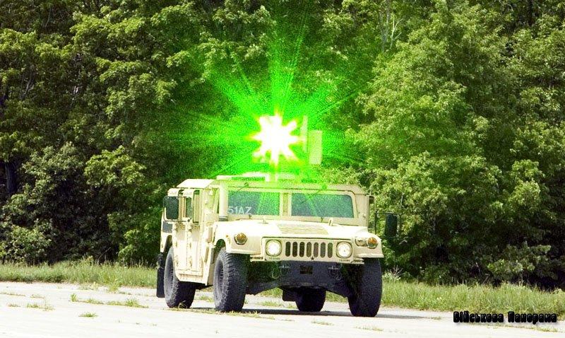 Туреччина створить власну лазерну зброю