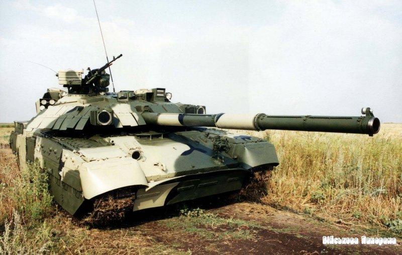 """До кінця 2014 р. Україна передасть Таїланду 49 унікальних танків """"Оплот"""""""