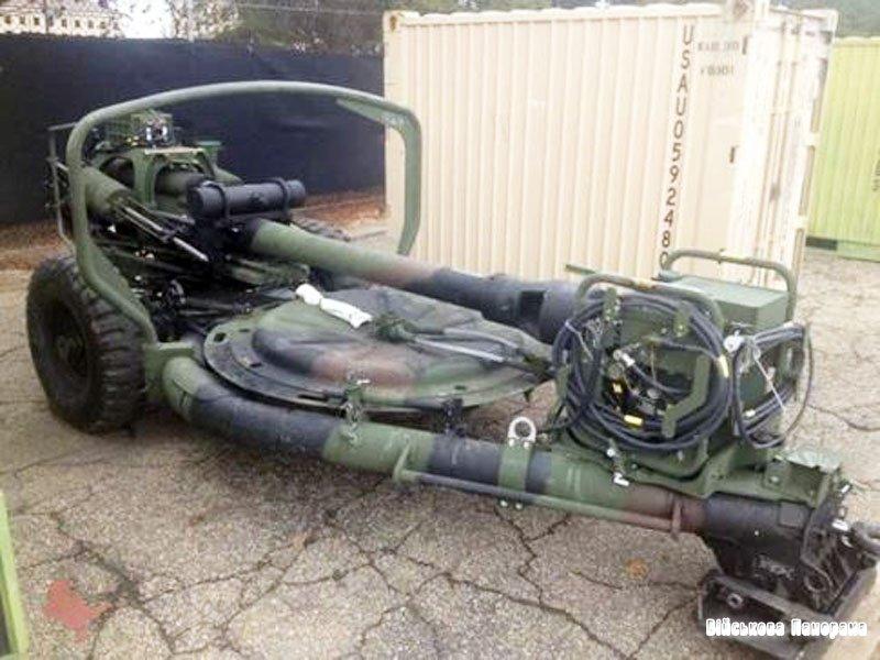 M119A3 — нова версія 105-мм гаубиці СВ США приймається на озброєння