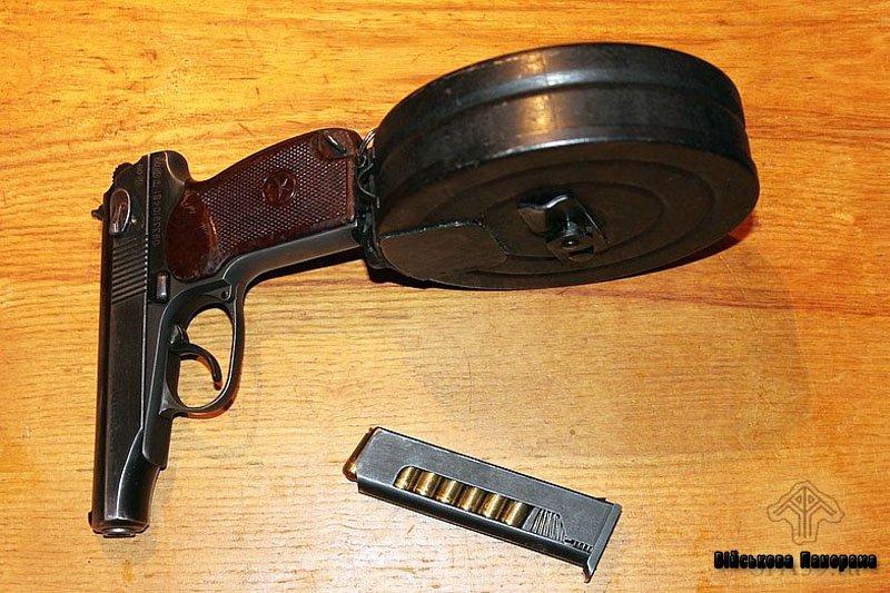 Магазин збільшеної місткості для пістолета Макарова