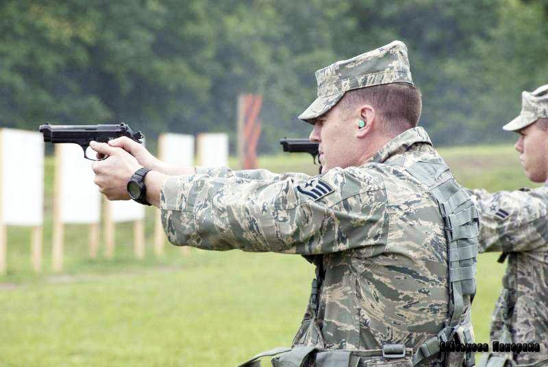 ВПС США випробують нові пістолети