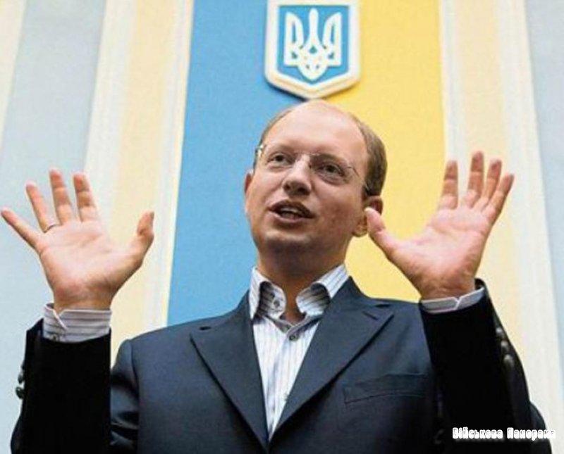 За Ющенка відносини України з Росією були кращими, ніж за Януковича, вважає Яценюк