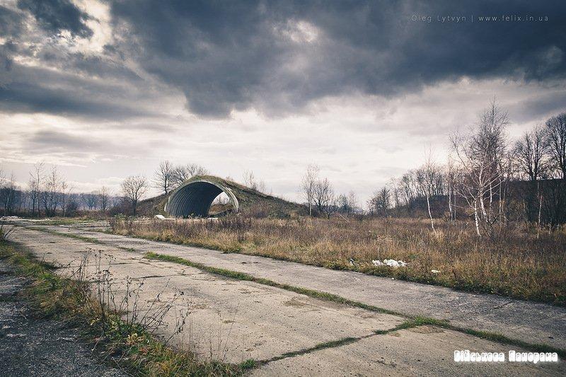 Військовий «Аеропорт-Львів-2» на Стрийщині хочуть відновити, влада обіцяє залучити інвесторів