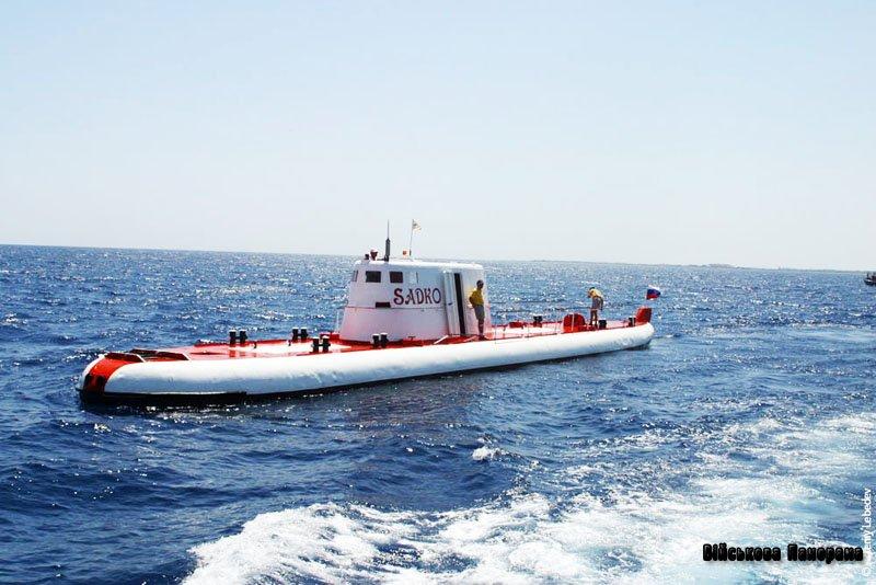 Інновації для підводних сил спеціального призначення ВМФ Росії