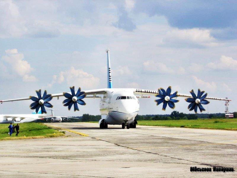 Віце-прем'єр Росії визнав Ан-70 «віртуальним літаком»