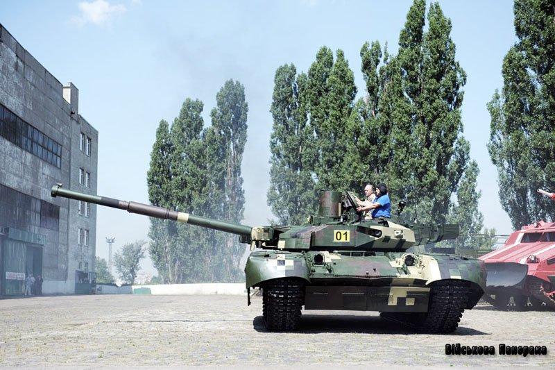 Українське озброєння найбільше купують країни Африки та Азії