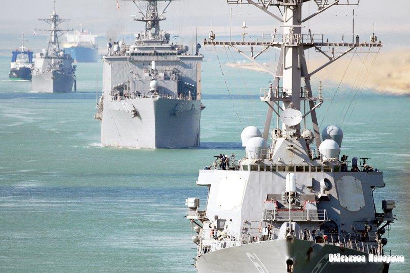 The Telegraph: Британський флот готується до удару по Сирії