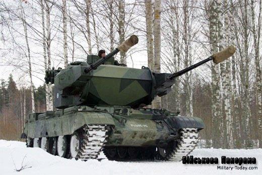 У Фінляндії старі Т-55 набули абсолютно нових якостей