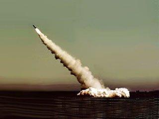 У Росії створено гіперзвукову ракету