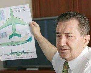 Генеральний конструктор підприємства «Антонов» звинуватив Рогозіна в некомпетентності