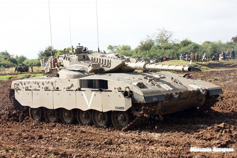 Міністерство оборони Ізраїлю вирішило відмовитися від нового танка «Меркава»