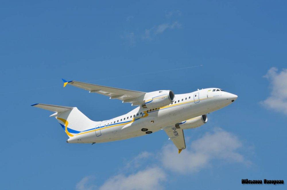 Випробування нового літака Ан-178 розпочнуться у 2014 році