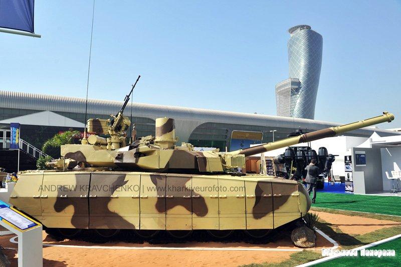 У Києві Україна покаже свою новітню зброю
