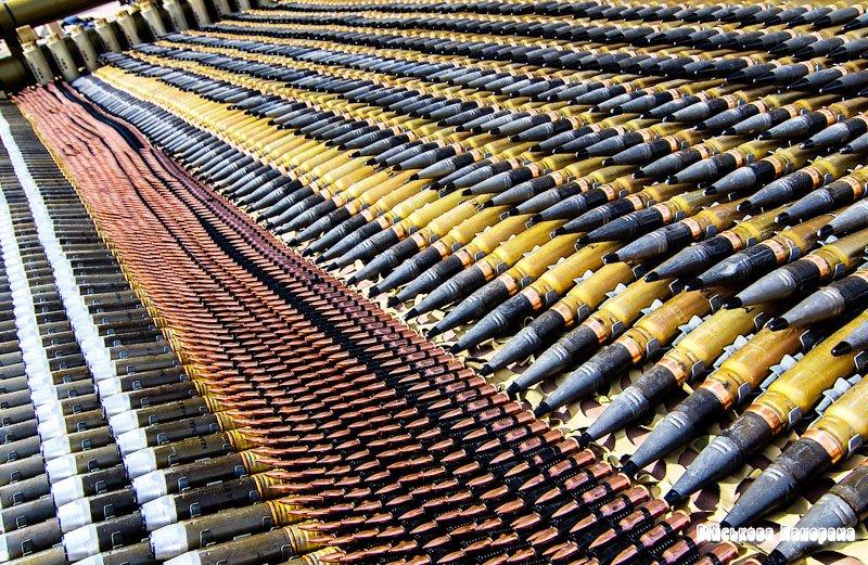 Міжнародний договір про торгівлю зброєю підписали понад 100 країн