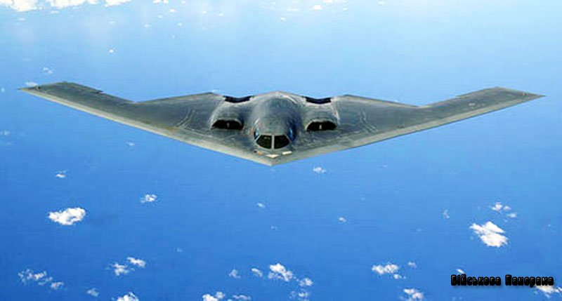 Китай розробляє бомбардувальник, подібний В-2 — японські ЗМІ