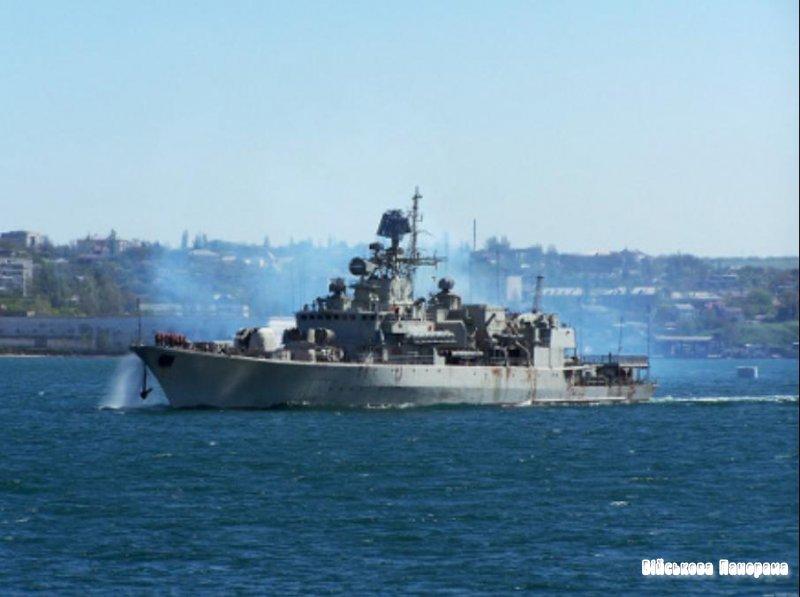 Участь українського фрегата в операції НАТО коштуватиме 89 мільйонів