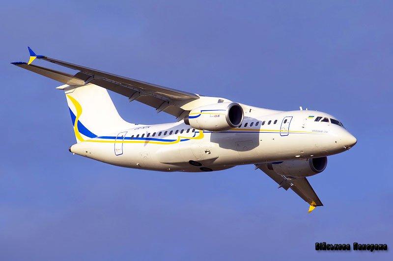 Український літак Ан-158 в Латинській Америці підтвердив можливість базування на висоті 4 тис. м