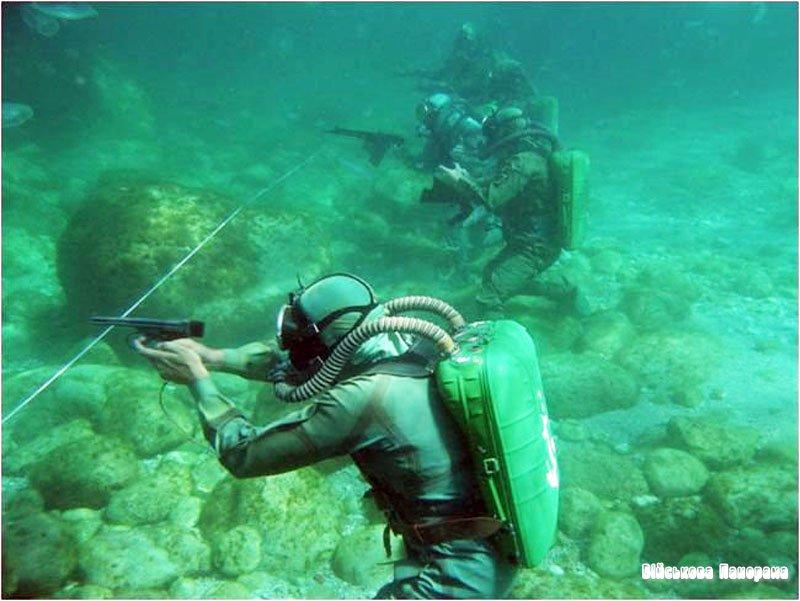 Спеціальний підводний пістолет СПП-1