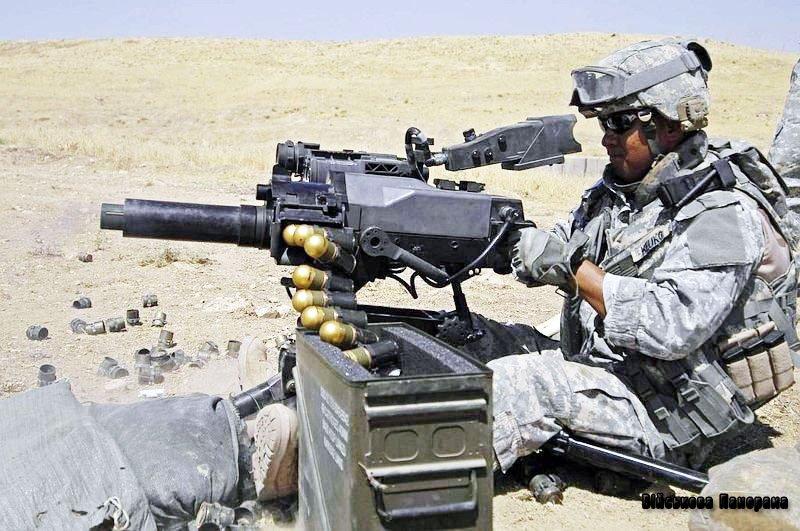 Автоматичний американський гранатомет Mk.47 (Mark 47)