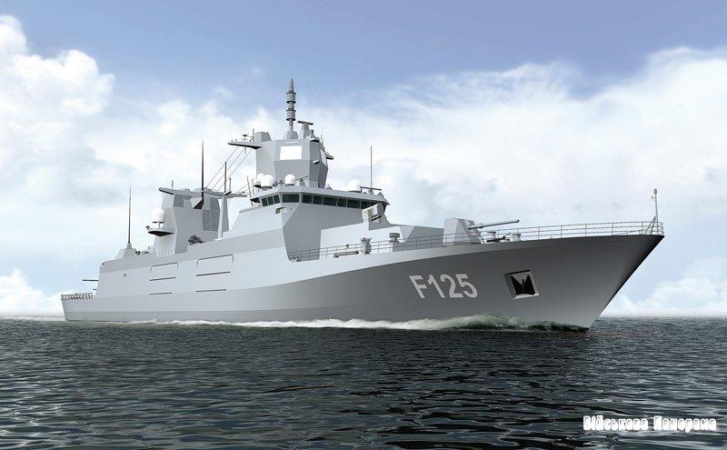 TRS-4D — морський радар для кораблів ВМФ Німеччини