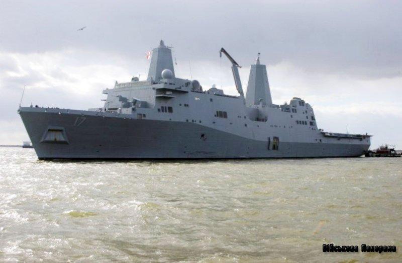 Десантні транспорти-доки типу «Сан Антоніо»