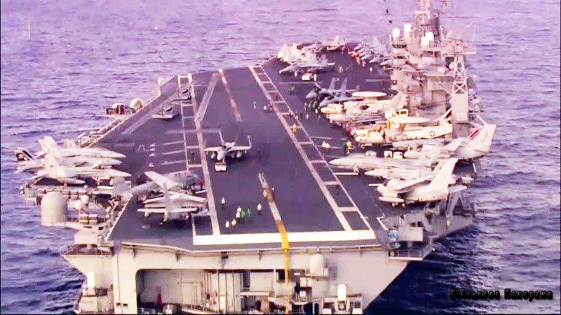 Китай проектує 110000-тонний «супер-авіаносець», щоб змагатися з ВМС США