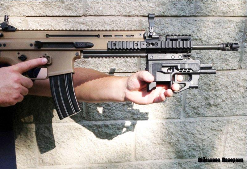 Незвичайний пістолет USFA ZiP .22 LR