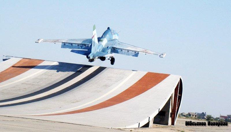 Відкриття полігону палубної авіації «НИТКА» в Єйську відклали на рік