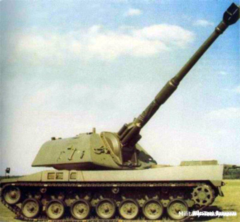 «Суперсамохідка» SP70 — найбільша поразка натовських зброярів