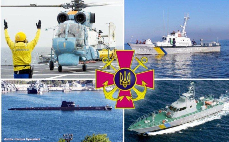 Стан та перспективи розвитку військово-морських сил України (2013)