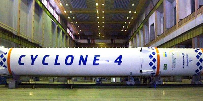 Українська ракета «Циклон-4» є однією з найбільших у світі — експерти