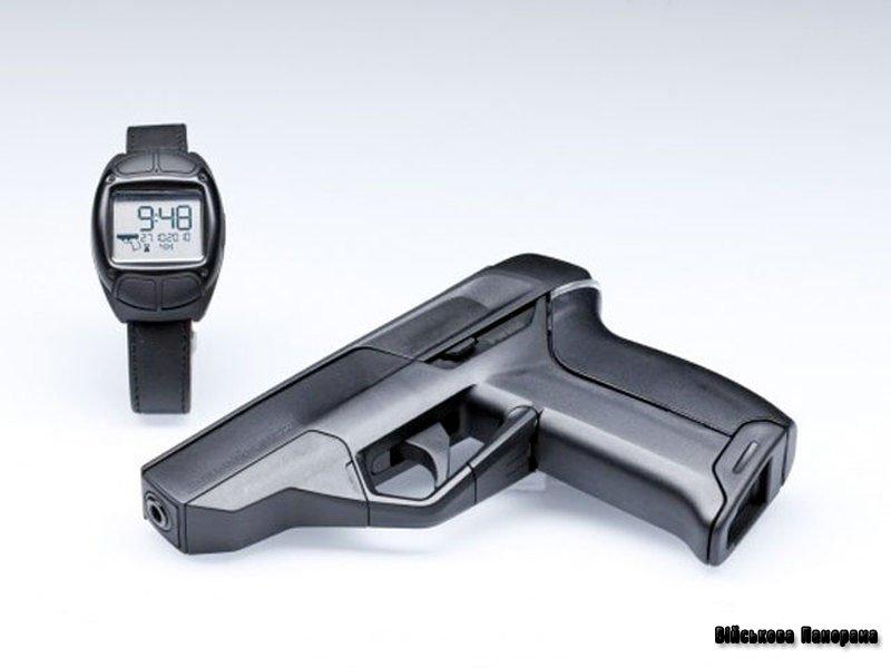Стартували продажі «розумного» пістолета Armatix iP1