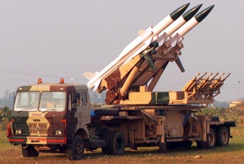 Akash — індійський ЗРК скоро буде прийнятий на озброєння