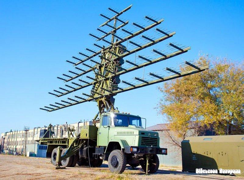 Новітня українська РЛС МР-1 може вийти на держвипробування вже в 2015 році