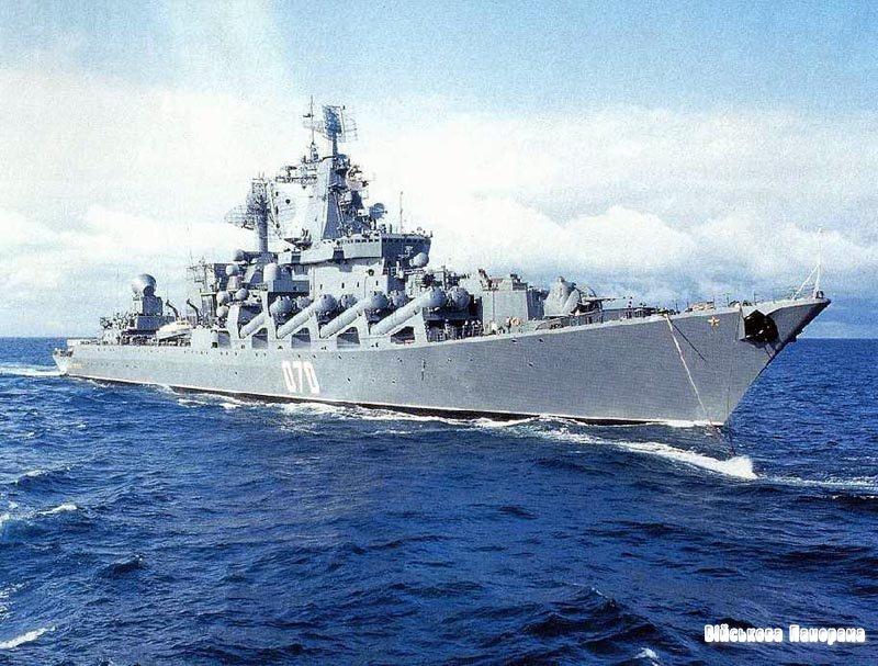 На російському флоті в Севастополі готують списки сімей військових на випадок евакуації