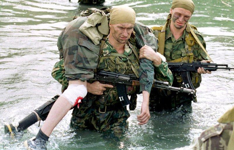У Росії розробили для «солдата майбутнього» захист від крововиливу при пораненні