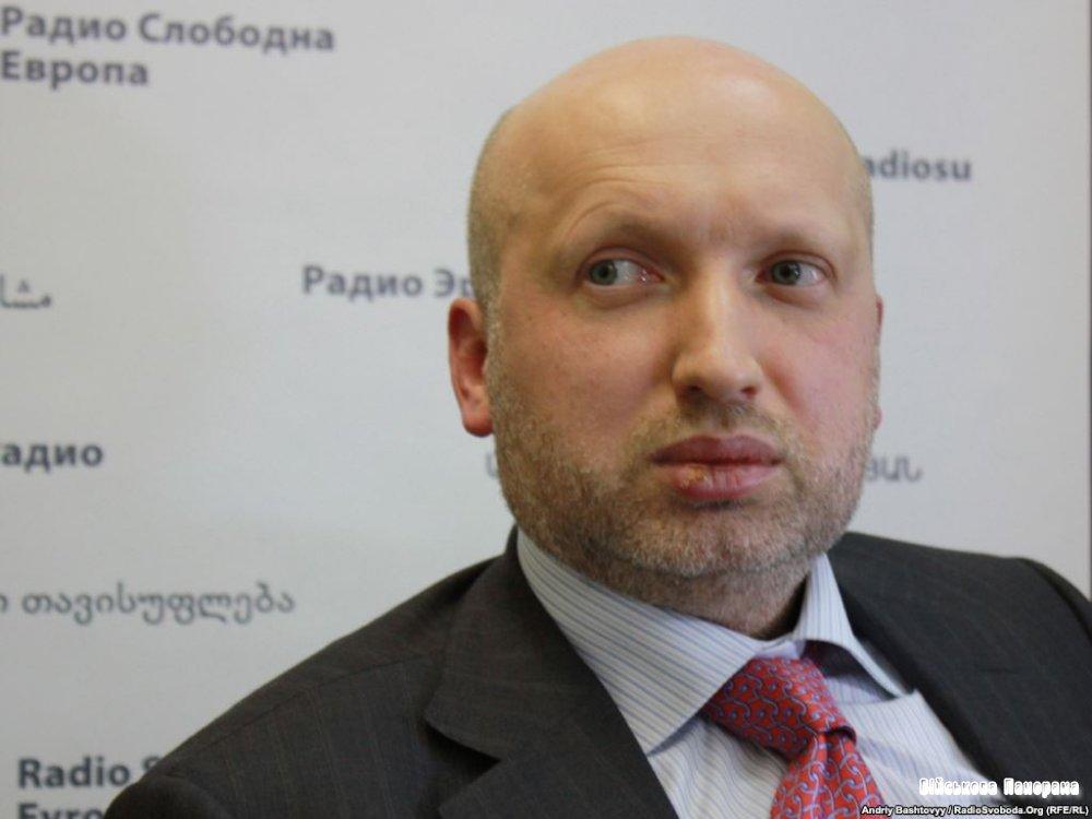 Спікер ВР попередив керівників ЧФ РФ про наслідки «військової агресії»