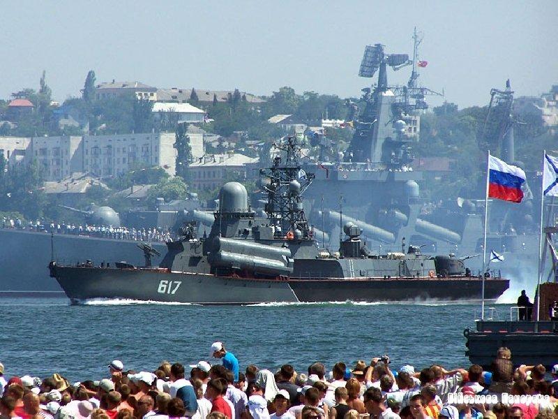 Чорноморський флот не порушує міжнародних угод — МЗС РФ