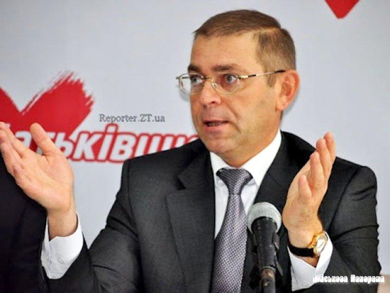 Пашинський пообіцяв, що незабаром з Криму вивезуть все українське майно