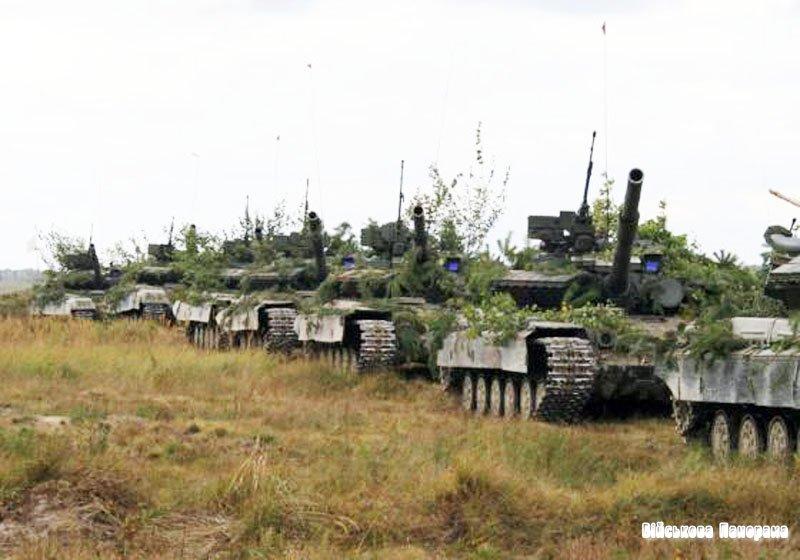Росія передасть Україні близько 350 од. бронетанкової та автомобільної техніки з Криму