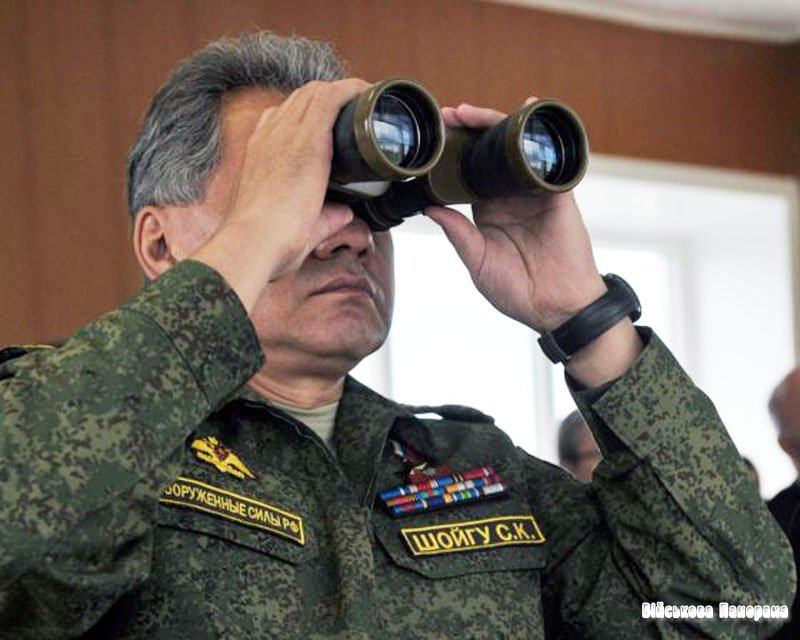 Генштаб розробляє план роботи Міноборони РФ до 2020 року щодо забезпечення безпеки Криму