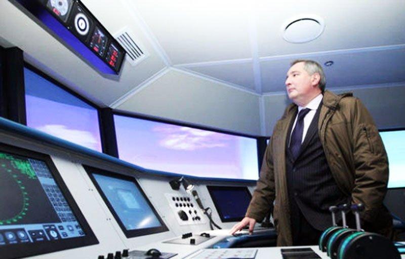Дмитро Рогозін: підприємства ОПК Криму незабаром почнуть завантажувати замовленнями