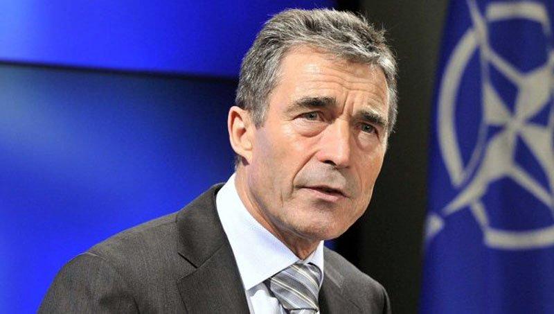 НАТО може розмістити в Україні мобільні групи – Расмуссен. Буде також більше спільних навчань