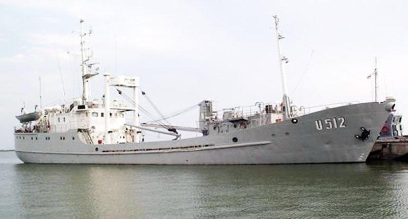 Згідно з проведеною ревізією, в Криму знаходяться близько 80 кораблів ВМС України